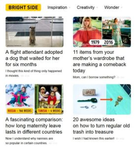 Brightside homepage eight.twelve.sixteen