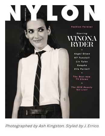 Nylon September cover