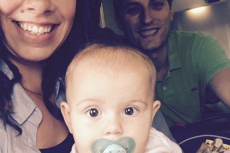 tips for taking baby on a plane