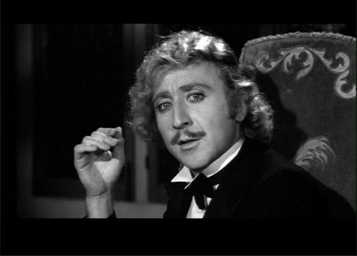 Gene Wilder, Five things